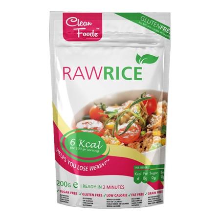 Rawpasta Rijst 200 Gram