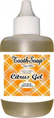 Tandenzeep Gel Citrus 28,5 ML