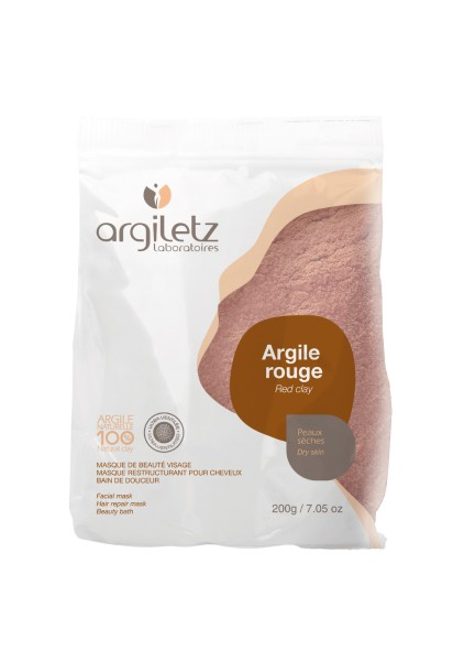 Argiletz Rode Klei 200 Gram