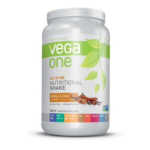 Vega One Vanilla Chai 874 Gram