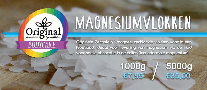 Original Bodycare Magnesium Vlokken