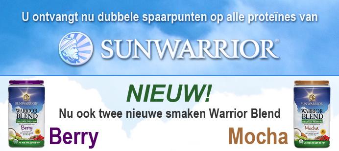Sunwarrior Proteïnes