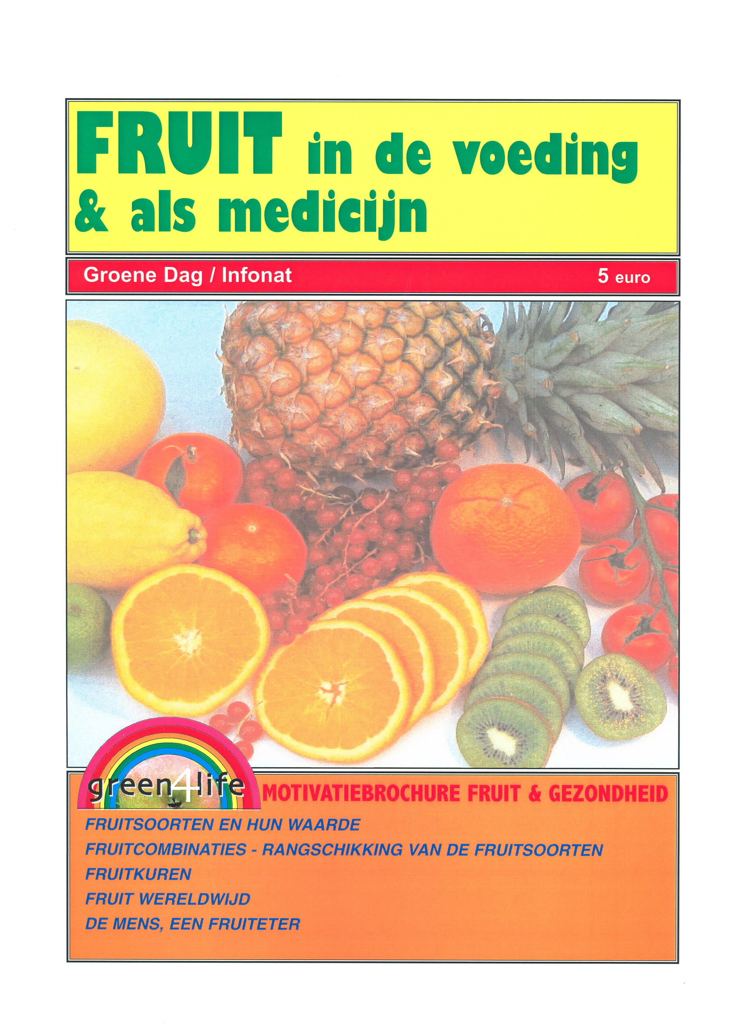 Groene Dag Fruit Brochure