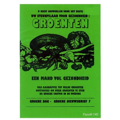 Groene Dag Brochure Groenten