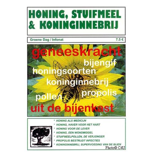 Groene Dag Brochure, Honing Brochure