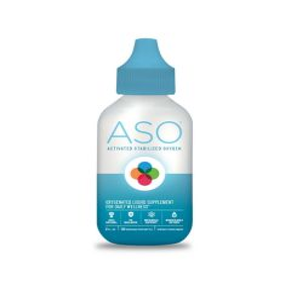 Oxigenesis ASO Activated Stabilized Oxygen 35% Zuurstof 60 ML