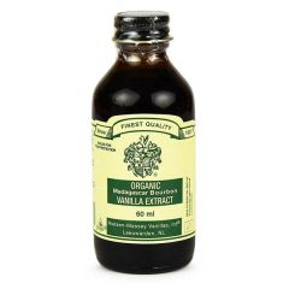 Nielsen-Massey Biologische Madagascar Bourbon Vanilla Extract 60 ML