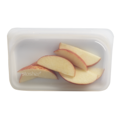 Stasher Bag Snack Clear
