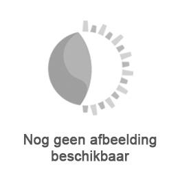 Flower of life sticker 9,5 cm -  transparante achtergrond