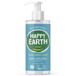 Happy Earth Hand Soap Cedar Lime 300 ml