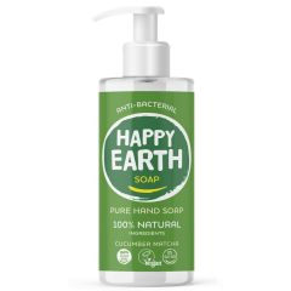 Happy Earth Hand Soap Cucumber Matcha 300 ml