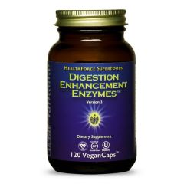 HealthForce Digestion Enhancement Enzymes 120 V-Caps