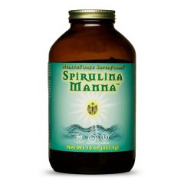 HealthForce Spirulina Manna 454 Gram