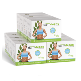 Vitamunda Darm Detox Intensieve Kuur – 12 Dagen