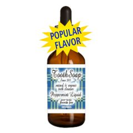 Tooth Soap Liquid Peppermint 57 ml