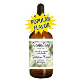 Tooth Soap Liquid Spearmint 57 ml