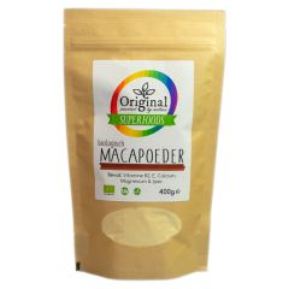 Original Superfoods Biologische Maca Poeder 400 Gram