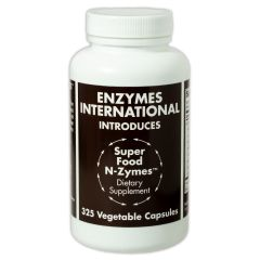 Enzymes International SuperFood Enzymes 325 V-Caps
