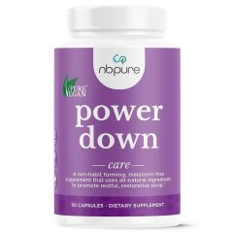 NB Pure Power Down 90 V-Caps
