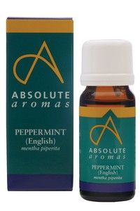 Absolute Aromas Peppermint, English 10ml