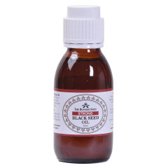 The Blessed Seed Black Seed Oil Strong 100 ML