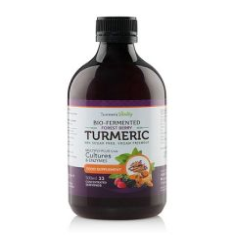Turmeric Vitality Bio-Fermented Turmeric Forest Berry 500 ML