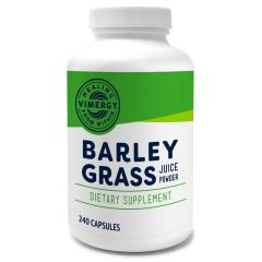 Vimergy Biologische Barleygrass Juice Caps 240 V-Caps