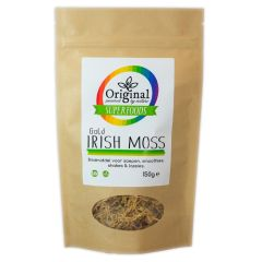 Original Superfoods Irish Moss Gold 150 Gram